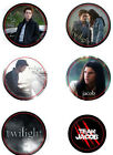 ★TWILIGHT - Team Jacob Style A Pin Set of 6