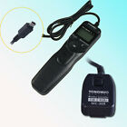 Wireless Timer Remote Control Shutter Release MC-36R for Nikon D7000 D5100 D5000