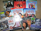 JOB LOT OF 10 DAILY MAIL ETC PROMO DVD's LOT 5
