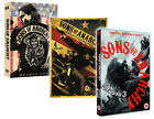 Sons of Anarchy Box Set The Complete Seasons 1 2 3 - 39 Episodes 12 Discs R4