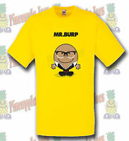 Harry Hill Mr Burp T-shirt Unisex T-shirt