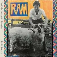 PAUL/MCCARTNEY,LINDA MCCARTNEY - RAM  CD NEW
