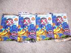 4 1996 FLEER X-MEN UNOPENED PACKS MARVEL CARDS
