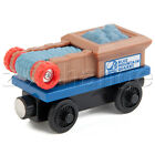 USA BLUE MOUNTAIN QUARRY ROCK CRUSHER CAR Thomas Wooden train engine mystery NEW