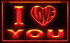 V-TM B Name Personalized Custom I Love Series Neon Sign