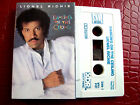 LIONEL RICHIE CASSETTE TAPE DANCING ON THE CEILING