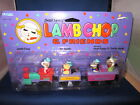 Shari Lewis Lamb Chop & Friends Train Set