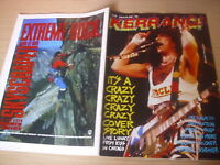 KERRANG  Great Classic Rock / Heavy Metal magazine   30/01/1988  #172