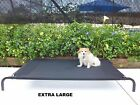 DOG BED PET BED FLEA FREE TRAMPOLINE HEAVY DUTY - X LARGE - STRONG - HEAVY DOGS