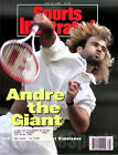 1992 Andre Agassi Wimbledon Tennis Sports Illustrated