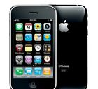 Apple iPhone 3GS - 8GB - Black (AT&T) Smartphone used but works