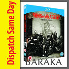 "SONS OF ANARCHY COMPLETE SEASON SERIES 4 BLU - RAY RB NEW & SEALED ""dvd box set"""