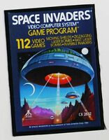 ATARI 2600 Classic Box Cover Art Iron-On Patch - Great For Your Jacket/Bag...