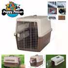 AIRLINE COMPLIANT PET CARRIER, CRATE FOR CATS, DOGS, PETS 48 X 32 X 30CM - XS