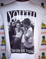 Youth - Wasted on the Young T-Shirt White Size XL