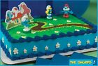 The Smurfs Decoset - Cake Topper Decoration