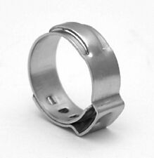 Stainless Steel Clamp, Cinch Crimp Ring, 28 Sizes Available, Oetiker Replacment