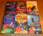 Charlaine Harris Sookie Stackhouse Vampire Lot of 6 Paperback Books PB