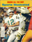 1973 Bob Griese Miami Dolphins Sports Illustrated