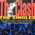 THE CLASH - THE SINGLES - LOOP OZ EPIC LABEL PUNK CD - 1999