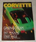 Summer 1991 CORVETTE QUARTERLY AUTO CAR MAGAZINE CALLAWAY SPEEDSTER