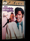 ELVIS PRESLEY VHS VIDEO THE TROUBLE WITH GIRLS STILL SEALED COLOUR