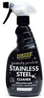 Kilrock Professional Stainless Steel Cleaner & Polish Long Lasting Shine 500ml