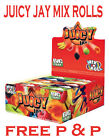 JUICY JAYs Flavoured Rizla Smoking Rolling Rolls Mix Flavoured Rolling Rolls