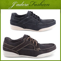 NEW MENS FLAT COMFORTABLE  LACE UP CASUAL SHOES PUMPS TRAINERS SIZES UK 7-11