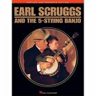 Earl Scruggs 5-String Banjo (Book Only) TAB Method Chords Bluegrass Hal Leonard
