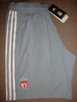 Liverpool Player Issue 10-12 Home Goalkeeper Shorts Adidas BNWT (S)