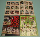 1981 & 1982 BOSTON RED SOX OFFICIAL YEARBOOKS