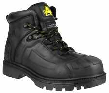 NEW MENS DICKIES WATERPROOF  SAFETY WORK BOOTS SHOES HIKER  STEEL TOE CAP SIZE