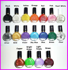 Nail Art Stamp Stamping Special Polish 10ml