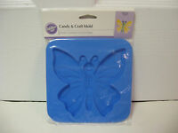 WILTON SILICONE CANDY AND CRAFT BUTTERFLY MOLD NEW