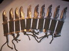 14 Lightweight Survival Hunting knives Wholesale Fishing Camping Bug Out Bag