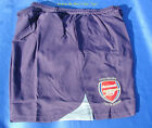 BNWT Rare Nike Arsenal Last Season At Highbury Player Issue Goalkeeper Shorts XL
