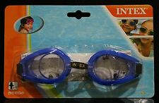 Intex Swimming Goggle For Kid (3-10) UV Protected Lenses Choose Colors