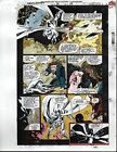 1993 Marc Spector Moon Knight 50 page 29 Marvel Comics color guide art: 1990's