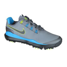 New Nike TW '14 2014 Tiger Woods Men's Golf Shoes Cool Grey/Blue/Grey -Pick Size