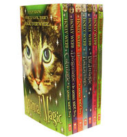 Holly Webb Animal Magic Story Collection 7 Gift Books Set Children Pet Stories