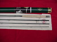 Winston Fly Rod Model SELECT 9ft #6 Line GREAT NEW