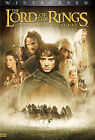 Lord of the Rings Fellowship of the Ring DVD 2-Disc Set, Widesccreen NEW