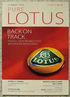 PURE LOTUS OFFICIAL MAGAZINE #3 Summer 1999 Elise 111S