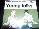 Peter Bjorn & John Young Folks Australian 3 Track CD New