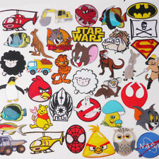 KIDS 99p PATCH COLLECTION - Cartoon, Toys & Animals, UK Seller, 80p Post