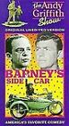 The Andy Griffith Show - Barney's Side Car (VHS, 1990)