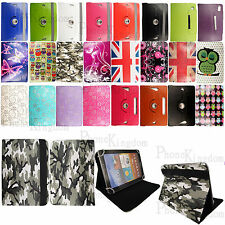 """7"""" 8"""" 9"""" 10.1"""" Inch Universal Folio Leather Case Cover For Android Tablet PC"""