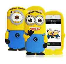 Despicable Me Minion Silicone Gel Case Cover For iPod Touch 4 4th Generation
