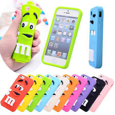 Cute Silicone Soft Case Cover for Samsung Galaxy Note 2 3 4 S5 S4 S3 Protector
